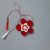 Martisor floare